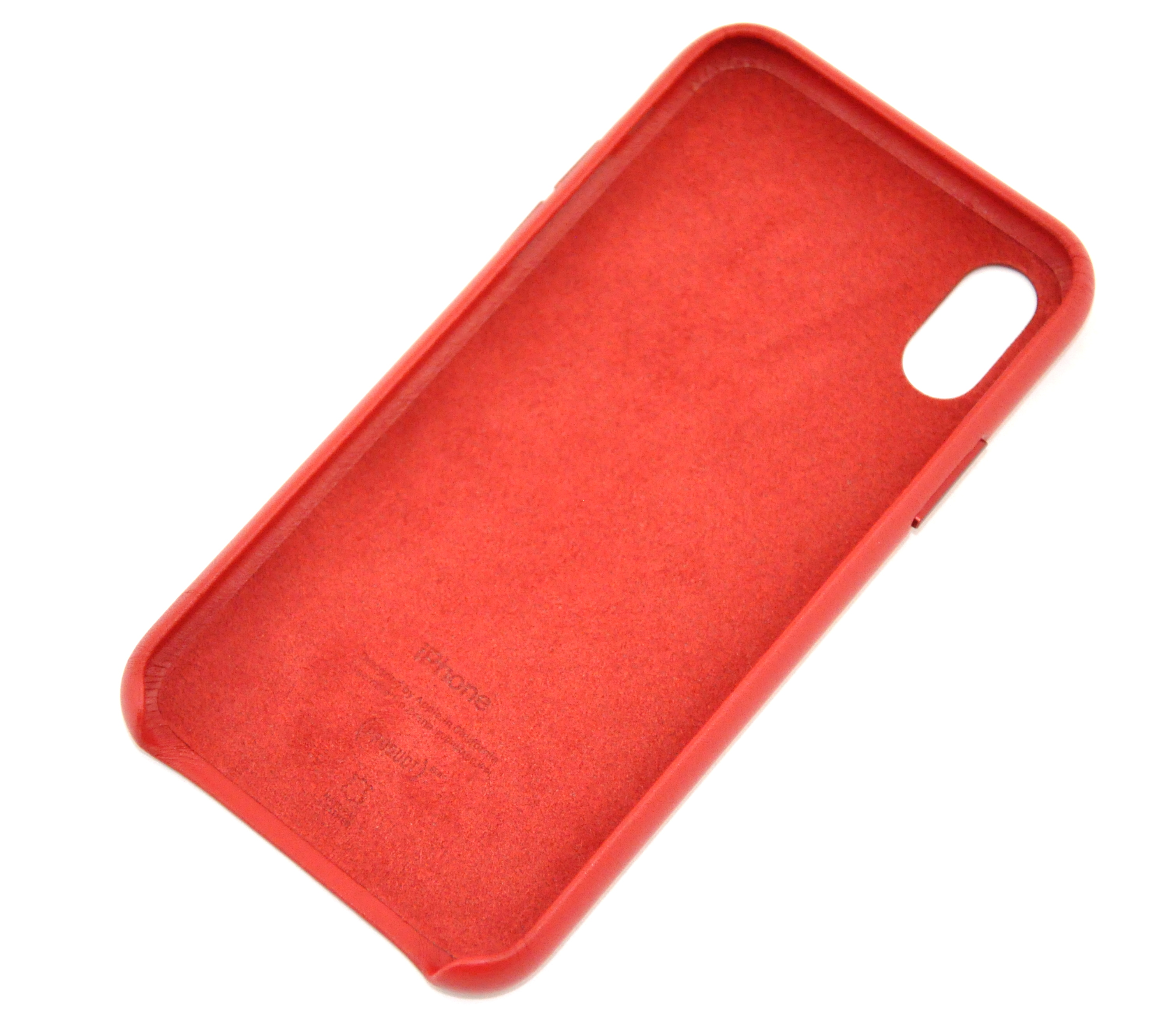 Etui iPhone X